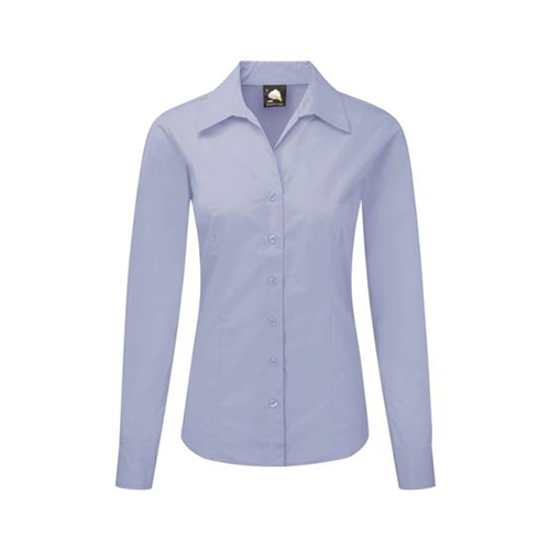 The Premium Oxford Long Sleeve Blouse (5660)