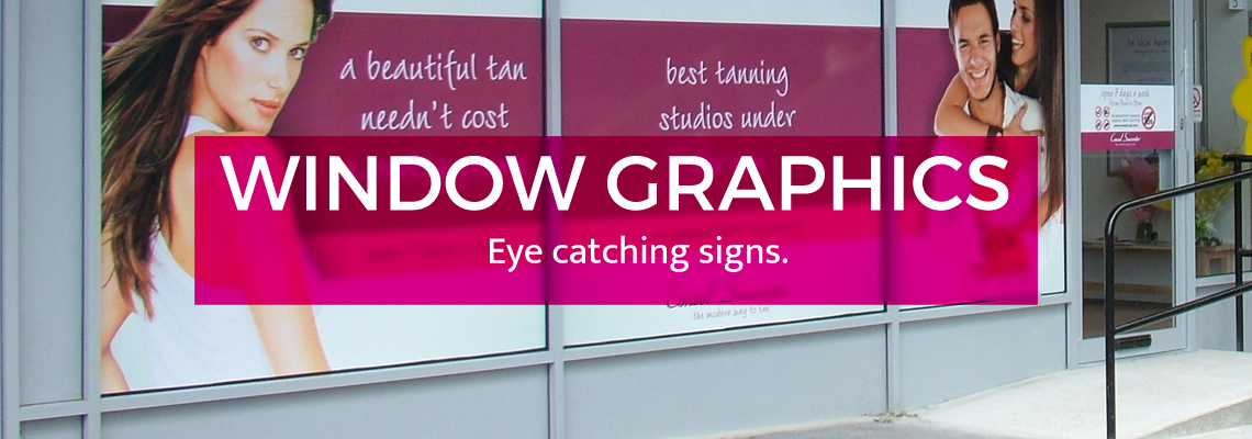 banner window graphics