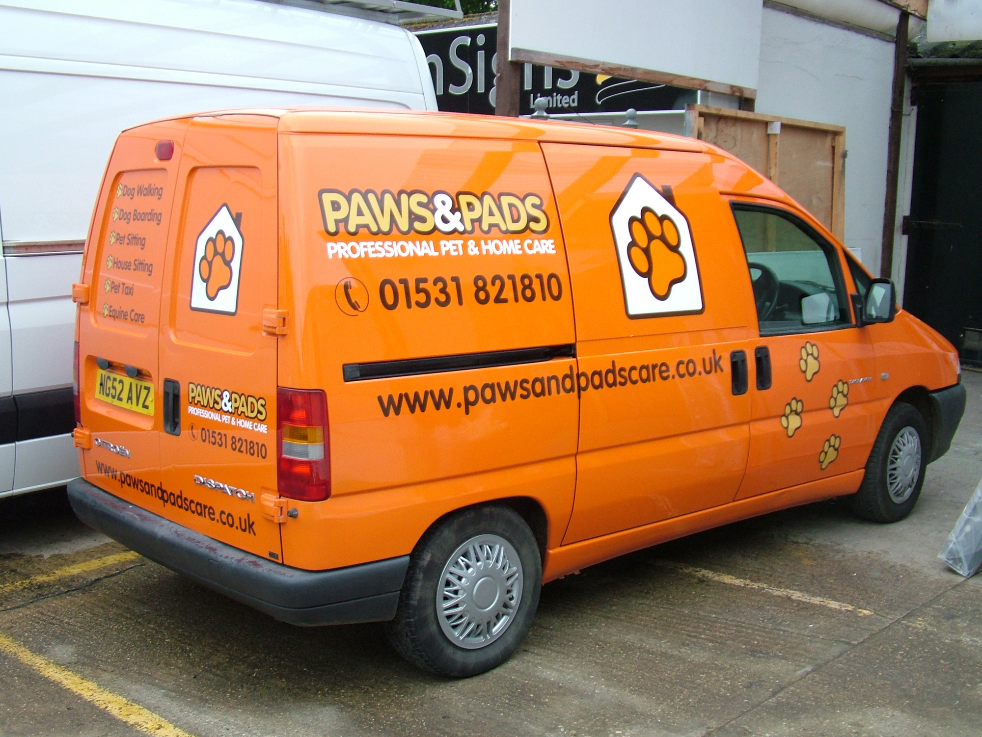 Severn Signs Gloucester Vehicle Graphics Amp Vehicle Wraps