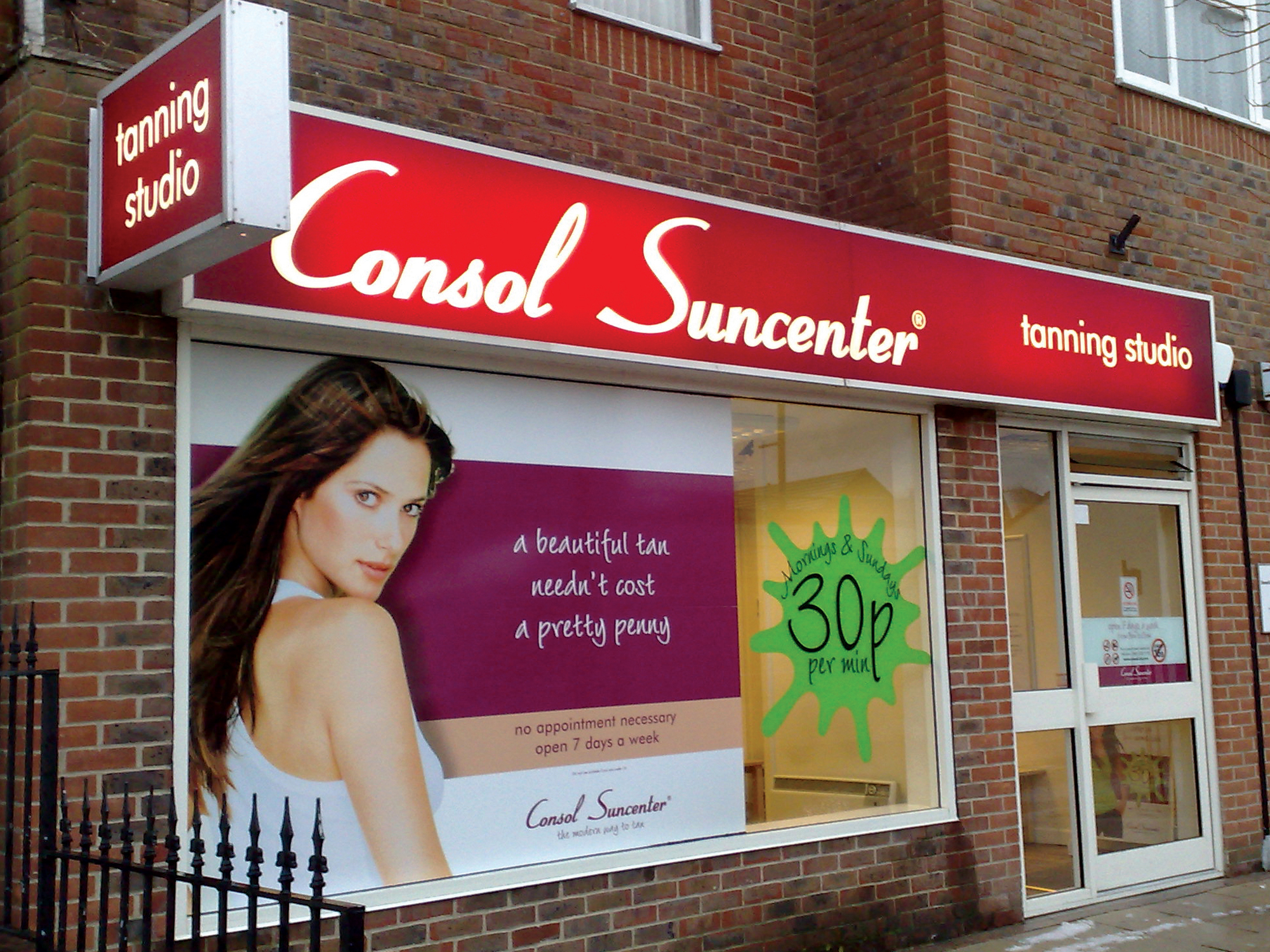 Severn Signs Gloucester Quality Window Graphics