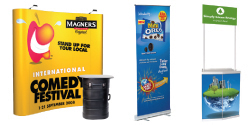 Portable Exhibition Displays